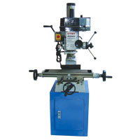 OTMT Belt Drive Mill Drill